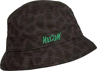 Volcom Greenfuzz Bucket Hat - Men Cap - Black