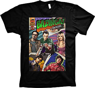 Officially Licensed TBBT Fun With Flags Women/'s T-Shirt S-XXL Sizes