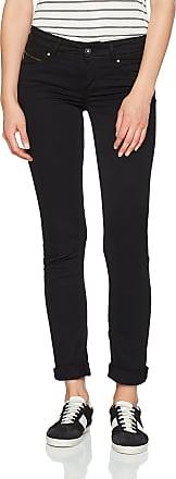 Pepe Jeans London Womens New Brooke Trouser, Black, 30W / 32L