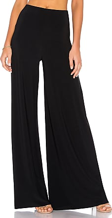 Norma Kamali Elephant Pant in Black