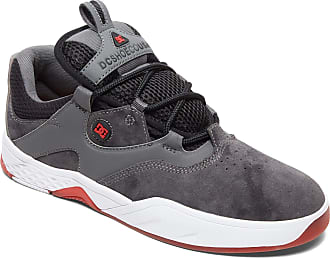 DC Kalis LE - Leather Shoes for Men - Leather Shoes - Men - EU 43 - Grey