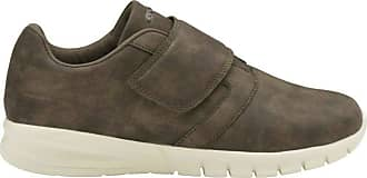 Gola Mens Oscar Qf Wide Fitness Shoes (11 UK, Brown Off White)