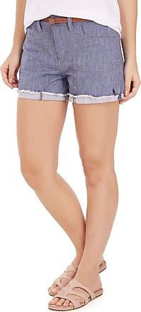 SideWalk Shorts Lille - Azul Jeans - Tamanho 38