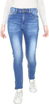 Oh, Boy! Calça Jeans OH BOY Skinny Bardot Used Azul
