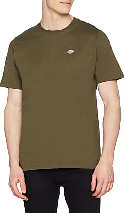 Dickies Mens Stockdale T-Shirt, Vert (Dark Olive), XXL