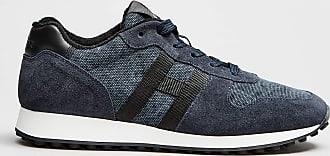 Rabaini Hogan - Sneakers Denim - Blu