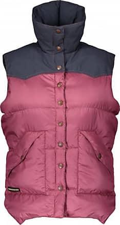 Powderhorn Womens Vest The Original Gilet in piumino Donna | fuchsia/nero
