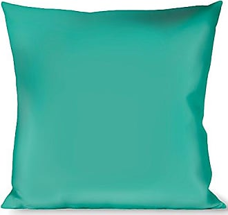 Buckle Down Pillow Decorative Throw Teal