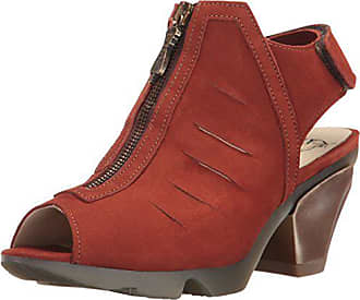 FLY London Womens Onie988fly Mule Brick Cupido 37 EU/6.5-7 M US