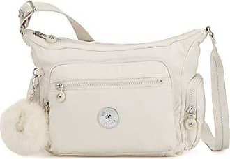 4d84751ee2 Kipling Gabbie S - Borse a tracolla Donna, Bianco (Dazz White)