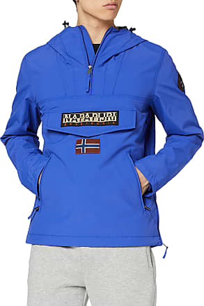 Napapijri Mens Rainforest S Pkt 1 Jacket, Blue (Ultramarine Blu Bb41), XXX-Large