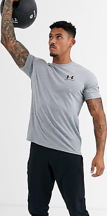 Under Armour Training - Graues T-Shirt mit Logo