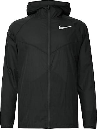 Nike Windrunner Shell Hooded Jacket - Black