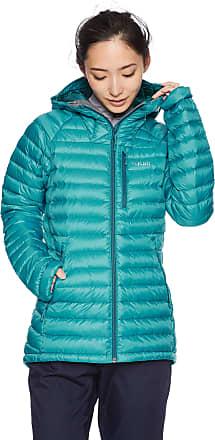 RAB Microlight Alpine Long Jacket Women serenity/atlantis Size Size 08 2018 winter jacket