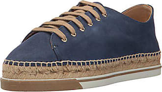 0e62fa5ee André Assous Andre Assous Womens Sneakpadrille Fashion Sneaker, Navy 8 M US