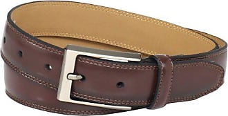 Dockers Mens 1 1/4 in. Belt with Branded Ornament