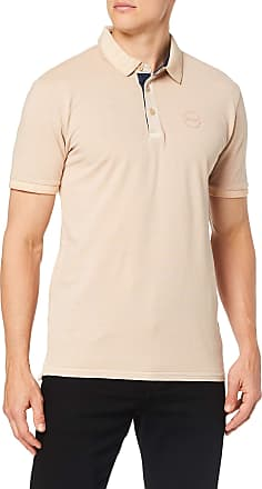 Only & Sons Mens onsEVEN Stand Polo EQ 3154 NOOS Shirt, Pink (Mahogany Rose), XL