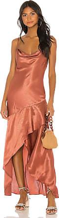 House Of Harlow X REVOLVE Eveline Dress in Metallic Copper