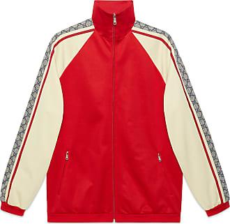Gucci Veste en jersey technique oversize 6bfb9754384