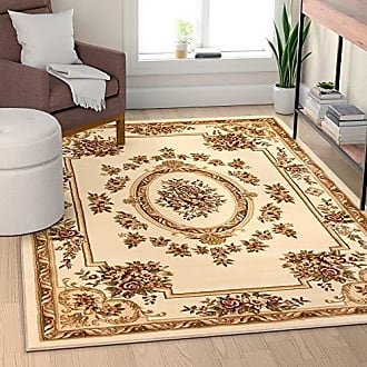 Well Woven Timeless Le Petit Palais Traditional 3632 Area Rug, 150 x 1011, Ivory