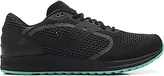 Saucony Mens Shadow 5000 Evr Black Ankle-High Running Shoe - 9M