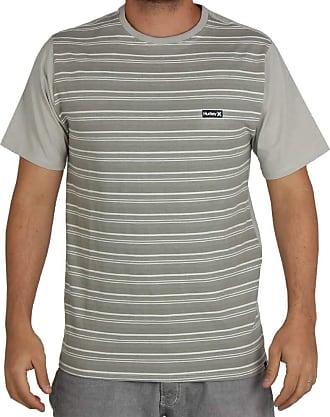 Hurley Camiseta Especial Hurley Beach II - Cinza - GG