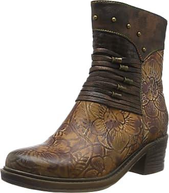 Laura Vita Gicrono 02, Womens Ankle Boots, (Café Café), 4.5 UK (38 EU)