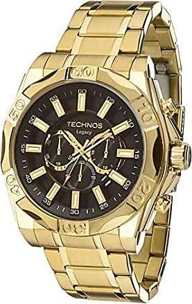 Technos Relógio Masculino Technos Legacy JS25BC/4P - Dourado