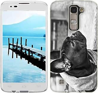 Mundaze Mundaze Frenchie Dog Phone Case Cover for LG Power Risio Destiny