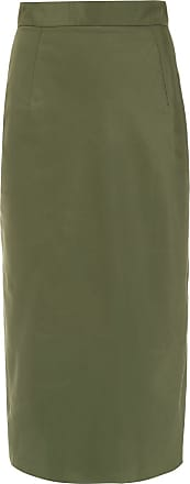 À La Garçonne Memory pencil skirt - Green