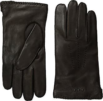 f3b285255527f John Varvatos John Varvatos Star U.S.A Mens 100% Deerskin Wool/Cashmere  Lined Whipstitch Glove
