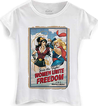 DC Comics Camiseta Women Unite for Freedom