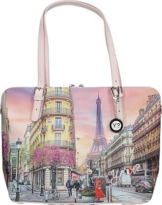 Y Not YNOT SHOPPING BAG MEDIUM YES-377S0 PARIS SPRING