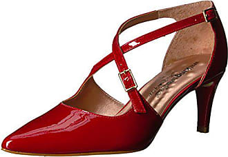 be1be22c0de Walking Cradles Womens Stella Pump red Patent Leather 6 M US