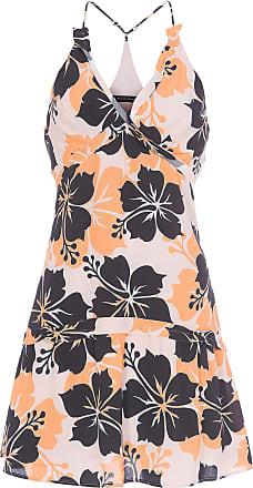 FYI Vestido Floral Havaí - Rosa