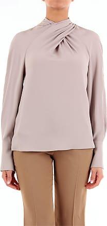 Erika Cavallini Semi Couture Bluse Cemento