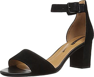60e03fa4c9 Clarks®: Black Heeled Sandals now at USD $79.00+ | Stylight