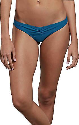 f82051877c43 Volcom Simply Solid V - Bikini Hose für Damen - Blau