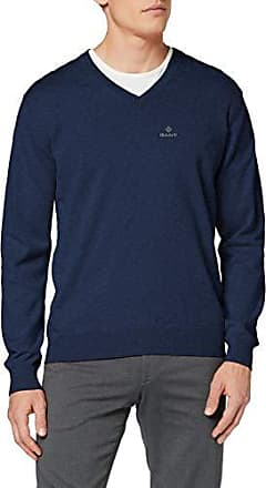 Su/éter para Hombre Extrafine Lambswool Zip Card GANT MD