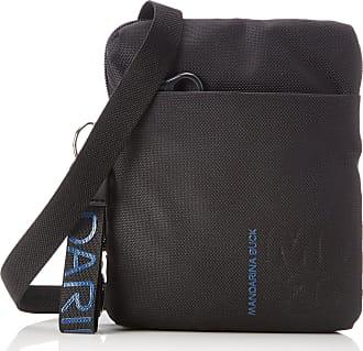 Mandarina Duck Womens Hunter Messenger Bags, Black (Nero/Black), 10x21x28.5 cm (B x H x T)