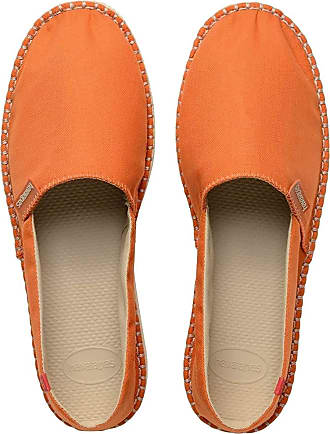 Havaianas Unisexs Origine III Espadrilles, Orange Tile, 1 UK