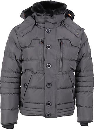 Winterjacken (Casual) in Grau: Shoppe jetzt bis zu −70