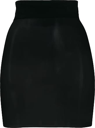 Wolford Saia Sheer Touch Forming - Preto
