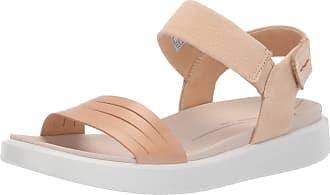 Ecco Ecco Flowt W, Womens Open Toe Sandals, (Powder/Powder 51158), 6.5 - 7 UK (40 EU)