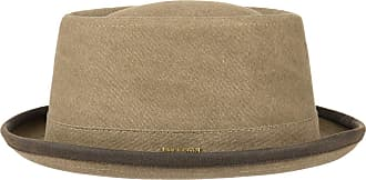 Stetson Canvas Pork Pie Hat by Stetson Pork pie hats ea672ced417ea