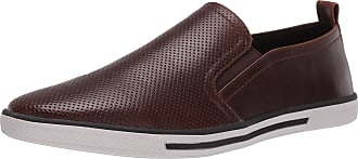 Unlisted by Kenneth Cole Mens Crown Slip on Size: 6.5 UK Dark Brown