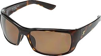 Zeal Optics Tracker (Barreled Bourbon w/Polarized Copper Lens) Sport Sunglasses