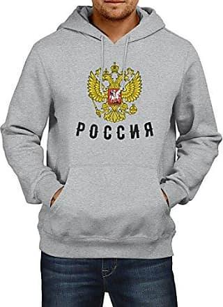 Kapuzenpullover in Grau von Shirt Happenz® für Herren | Stylight