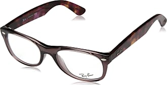 Ray-Ban RAY BAN EYEGLASSES RX 5184 - 2000 (Shiny Black Frame) - 52MM