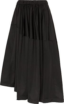Yohji Yamamoto Firebird track skirt - Black
